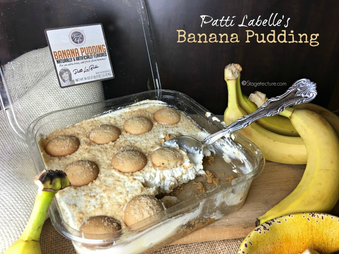 homemade banana pudding dessert