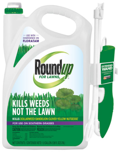 Roundup for lawns products_Southern