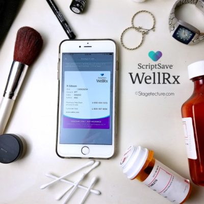 How I'm Spring Cleaning My Medicine Cabinet with ScriptSave WellRx