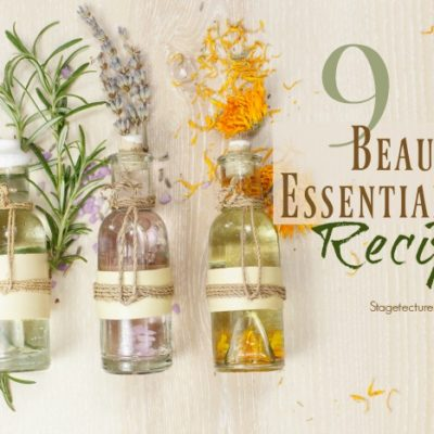 9 Essential Oils Beauty Recipes for Mother's Day