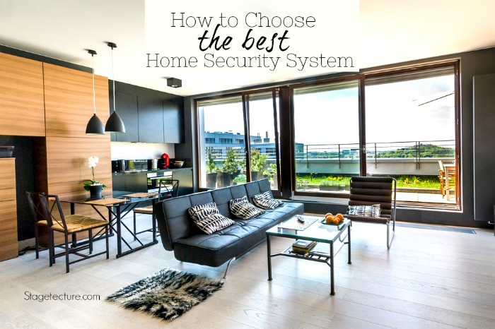 home security system interiors