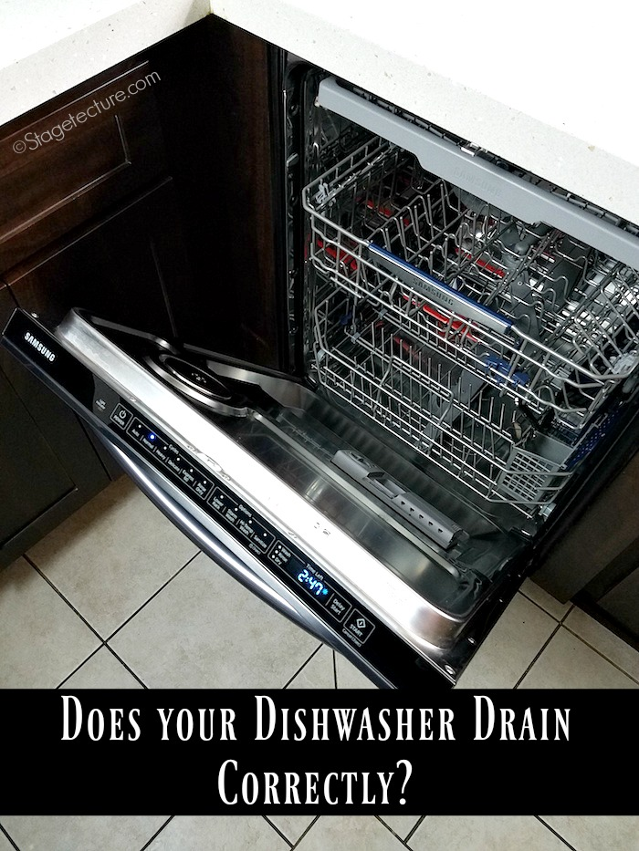 kitchen appliance maintenance dishwasher