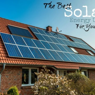 The Best Solar Energy Uses for your Home this Season
