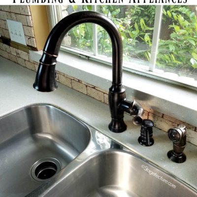 The Best Ways to Care for your Plumbing and Kitchen Appliances