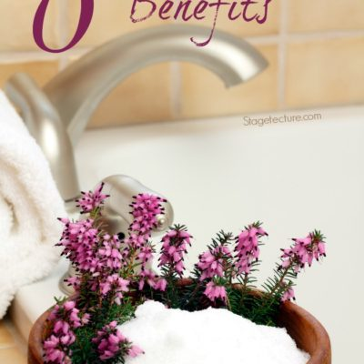 5 Awesome Wellness Epsom Salt Bath Benefits