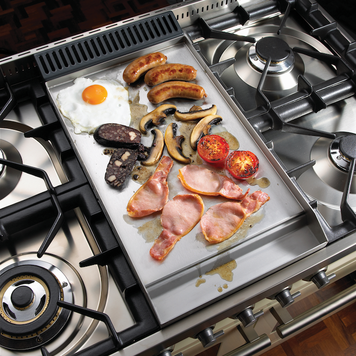 ILVE cooking ideas griddle