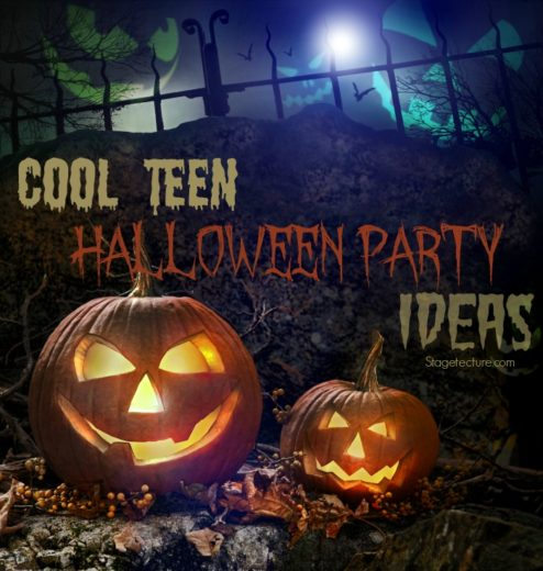 Essential Tips to Throw a Cool Teen Halloween Party