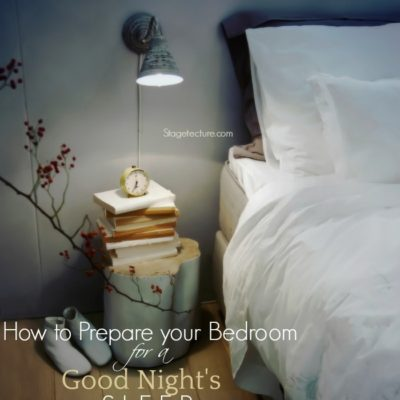 Good Sleep: 6 Ways to a Good Night in your Bedroom