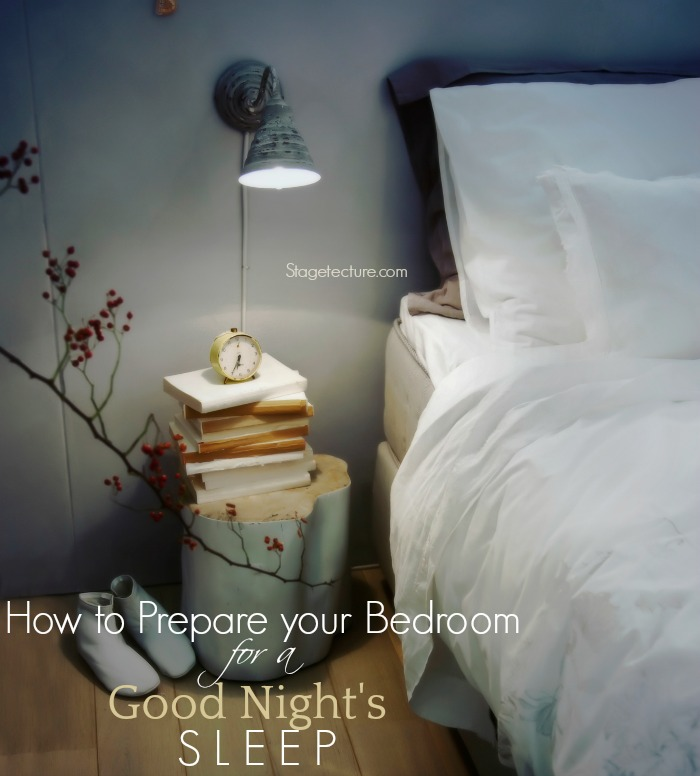 good sleep bedroom tips