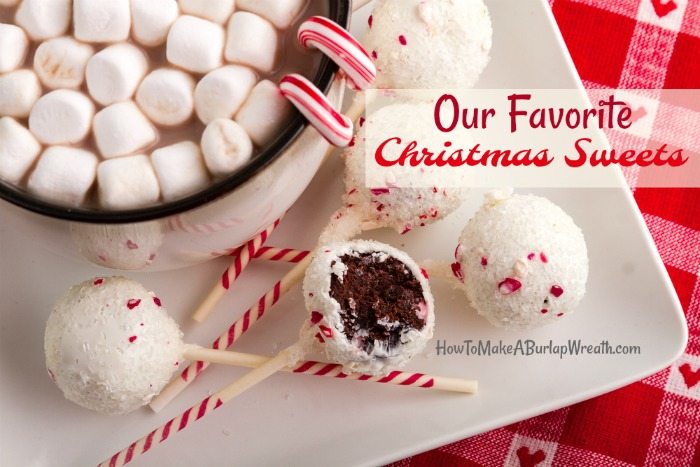 Christmas desserts recipes