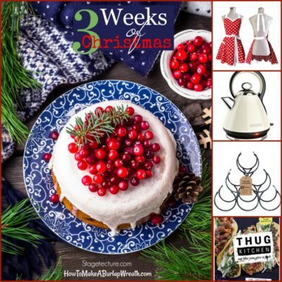 Week 3 – Christmas Cooking Gift Ideas #Giveaway