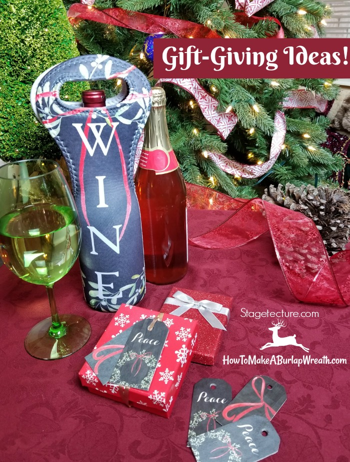 holiday entertaining gift giving ideas