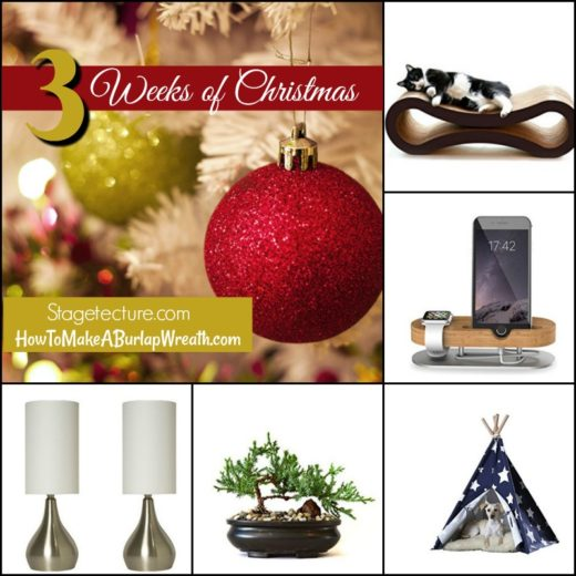 Week 2 – My Favorite Holiday Gifts Guide #Giveaway