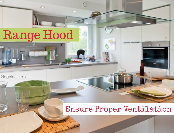 kitchen maintenance range hood