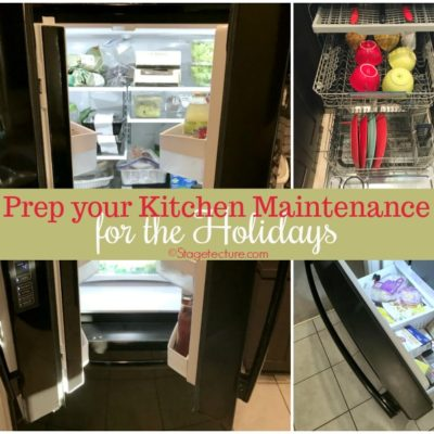 Kitchen Maintenance: How to Prep for the Holidays