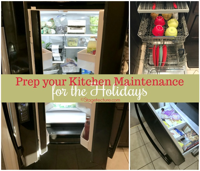 prep kitchen maintenance holidays