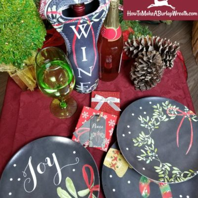 Holiday Entertaining –  Week 1 of Christmas #Giveaways!