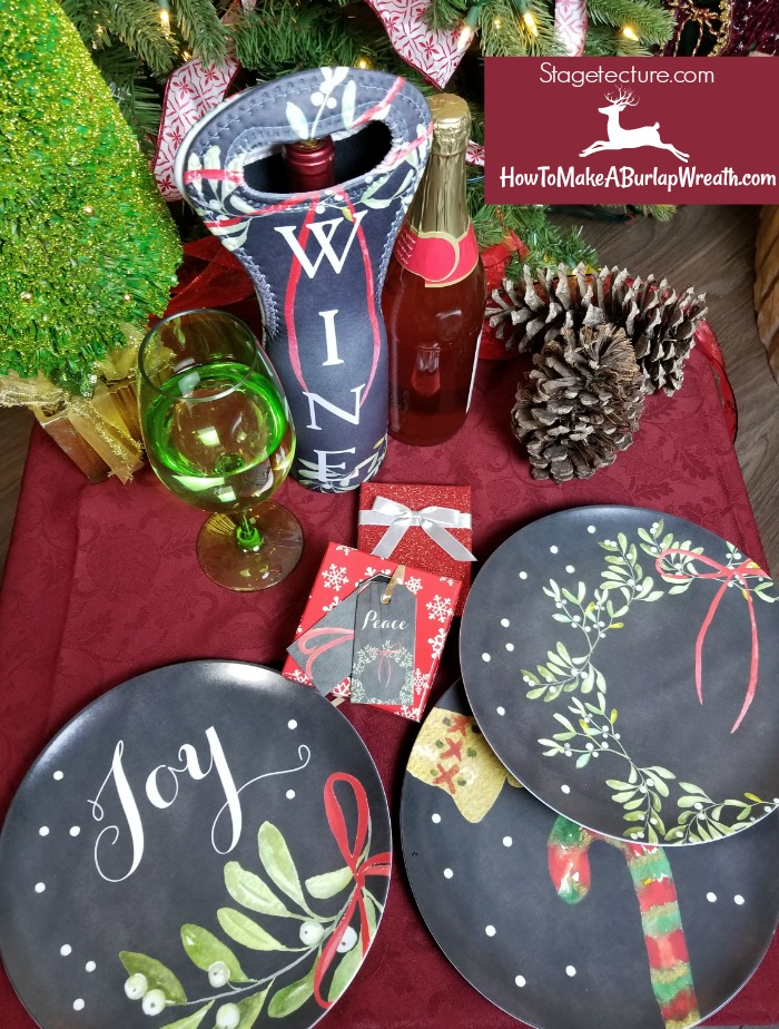 stagetecture holiday entertaining ideas