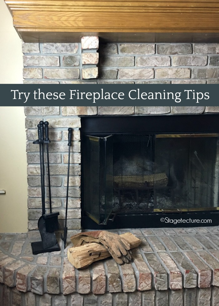 fireplace safety cleaning tips