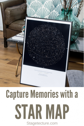 Capture how the stars were aligned at a special moment!