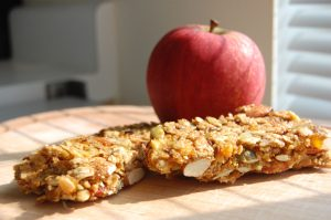 Healthy Snacks: Homemade Granola Bars