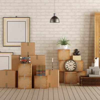 Six Steps for Moving into a New Home