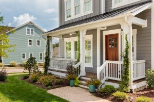 Curb Appeal for Selling