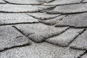 Damaged shingles?