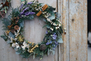 Nature Inspired Wreath